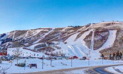 Photo for Immaculate Park City  Ski Condo walk to lifts, views, hot tub, pool, FREE wi-fi