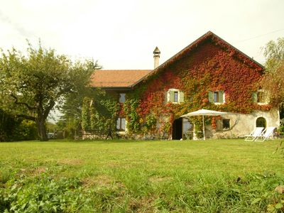 Beautiful 17th Century House Of 240 M2 With A Wonderful Garden Of