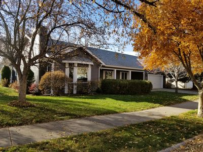 Photo for Quiet In-town Comfort -Close to Airport, Downtown, Skiing, Fishing & Yellowstone