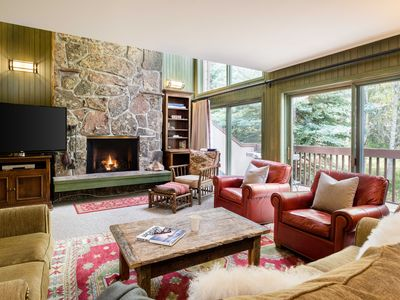 Photo for Outpost: Wind River 7 - 4 Bedrooms, Hot Tub & Pool Access!