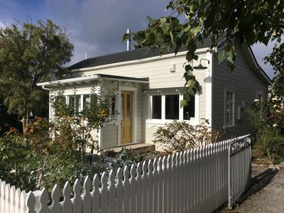Photo for Country Bliss Cottage- Characterful 1890's  Greytown Cottage