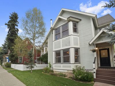 Photo for Dreamy Telluride Main Street Home with Newly Updated Furniture & Kitchen