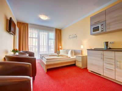 "Photo for Comfort Room with Kitchenette - Aparthotel Strandhus Trivago Award ""Best 3-star hotel"""