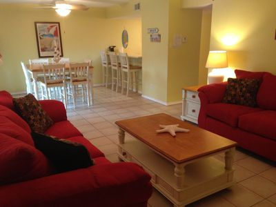 Photo for Beach View Condo -Padre *No Harvey Damage- Available For Rent*