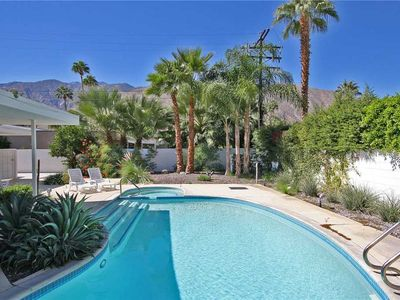 Photo for Beautiful Midcentury Modern Home in Palm Springs