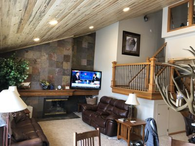 Photo for Huge 1600 sqr. ft. Copper Mountain condo