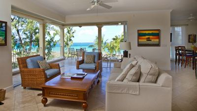 Villa 201  3 Bedroom, 3 Bath Ocean Front, 2nd floor(sleeps 6-7)