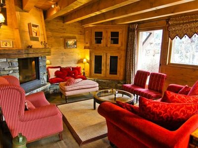 Photo for 3BR Chalet Vacation Rental in Chamonix-Mont-Blanc