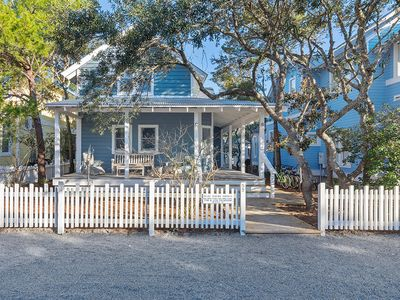Photo for Seaside Proper! Classic Vacation Cottage in the Heart of Seaside, FL