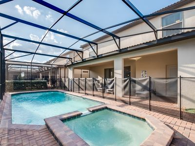 Photo for Stunning 8BD home with private pool in Windsor at Westside Resort!