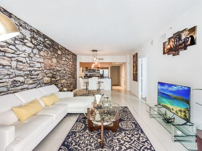Luxury living in the Heart of Miami+ City  & Bayview