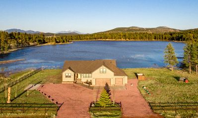 Photo for Beautiful Lake Front Property, near Golf, Downtown Williams & Grand Canyon