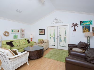 You will enjoy the open living at Seasons in the Sun in Blue Mountain Beach