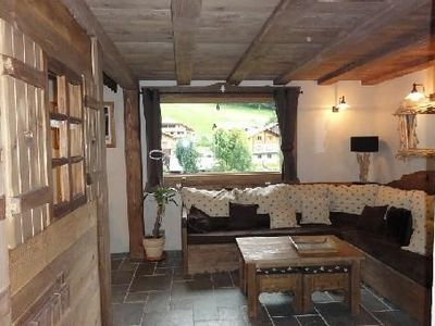 Photo for Charming appartment for 6 or 8 people with Sauna and balneo