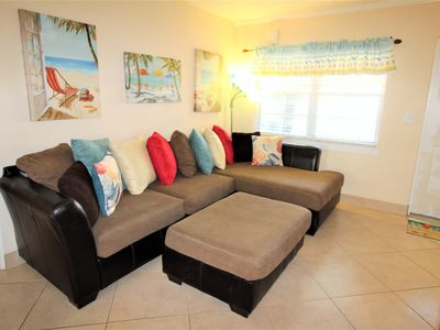 Photo for Tropic Terrace 8 First Floor 2 Bedroom 1 Bath Queen Bed Pool Side Treasure Island WIFI