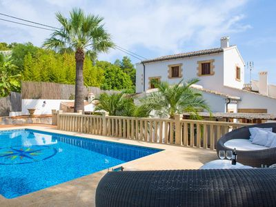 Photo for 3BR House Vacation Rental in Javea, Alicante