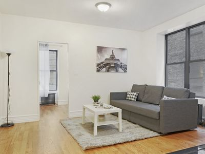 Photo for Cozy 2 Bedroom Apartment close to central park in Upper West Side