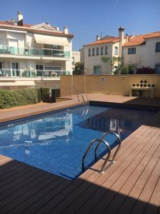 Photo for APPT COSTA BRAVA PLAYA D ARO 120 meters from the BEACH AND TOWN CENTER + SWIMMING POOL