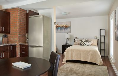 Photo for The Elizabeth Room - Studio Apartment - In the heart of NIagara Wine Country