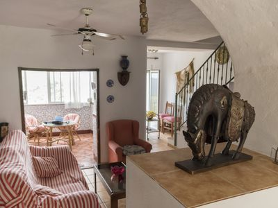 """Photo for Traditional rural cottage in a """"white town"""" in the region of Serranía de Ronda"""