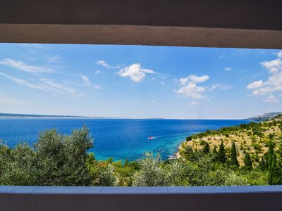 Photo for Holiday house with sea view and terrace