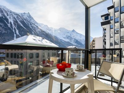 Photo for Appartement L'Outa 209, Chamonix, France