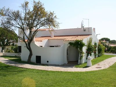 Photo for Fabulous Villa , Private Pool South facing. Idyllic location,near Beach and Golf