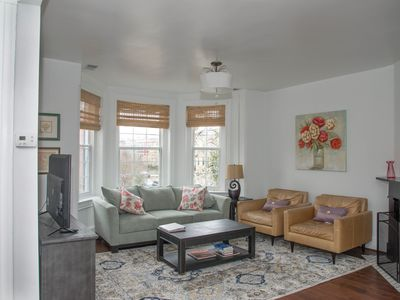Photo for ALL ATTRACTIONS WITHIN WALKING DISTANCE!! In the Heart of Capitol Hill.