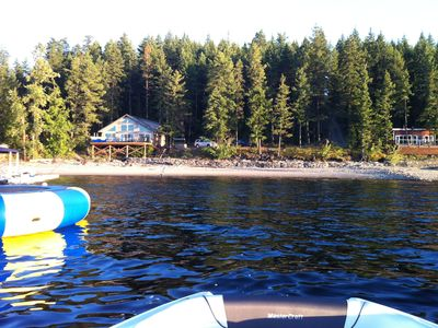 Photo for Beautiful Blind Bay Beach/waterfront Home Built In 2012