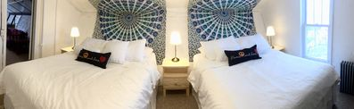 Photo for Hotel Woodstock - Sunflower Suite