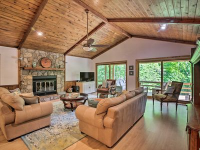 Photo for NEW! Scenic Sky Valley Home w/ Stunning Mtn Views!