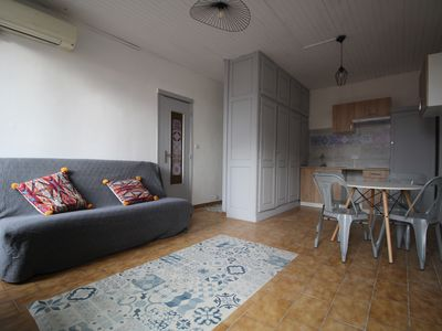 Photo for Under the Sun of Marseille Apartment 4 people / Quiet / Clim / Wifi / Renovated