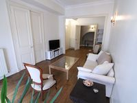 A beautiful apartment just by the Boulevard de Pyrenees which has magnificent views