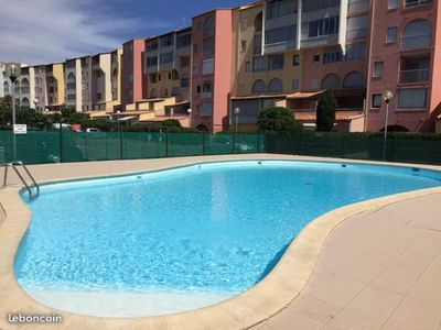 Photo for RENTAL T2 CABIN IN CAP D'AGDE