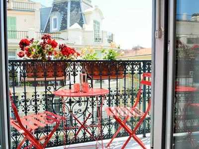 Photo for Ecological & cozy apartment located in the heart of Nice