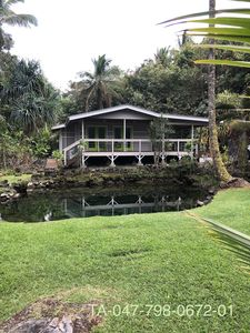 Photo for THE ONLY GATED AND PRIVATE MINI ESTATE IN LELEIWI ON HAWAII ISLAND IN HILO