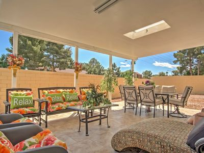 Photo for Charming Henderson House w/ Front & Back Patios!