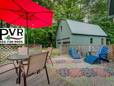 Sweet Post & Beam Near Storyland. WiFi, Fire Pit, Fenced Yard,Pets Welcome!