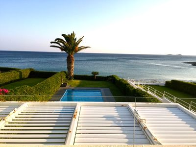 Photo for Luxurious Seafront House at the Athenian Riviera