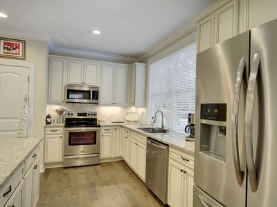 Photo for Charming *Brand New* Condo in Heart of Village, Walk to Restaurants, Neptune Park & Lighthouse