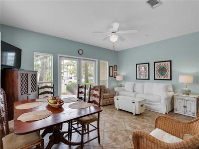 Photo for Freshly updated ground floor condo located right next to the pool!  Only steps to the beach!!