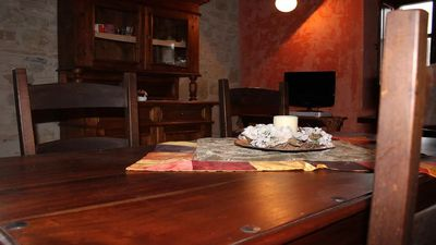 Photo for Farmhouse Podere dei Sassi - Apartment La Ghiaiata