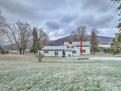 Photo for NEW! Historic Farmhouse w/Deck in the Catskills!
