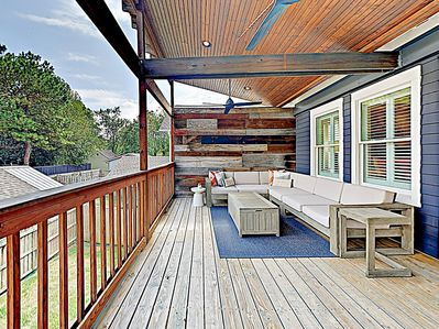 2nd-Floor Deck - Welcome to Nashville! This home is professionally managed by TurnKey Vacation Rentals.