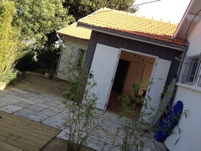 "Photo for ""LaDune"" between beach and forest. Lovely renovation of 110 m2"