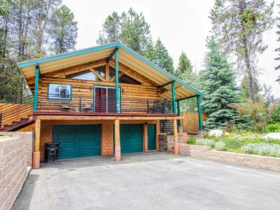 Photo for Dog-friendly home w/ fenced yard, firepit & bikes - close to lake/downtown!