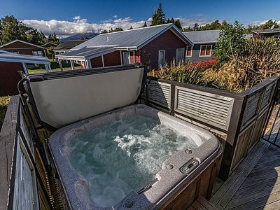 Photo for Snowmass Spa Escape - Ohakune Holiday Home