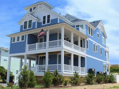 Photo for 8BR House Vacation Rental in Nags Head, North Carolina