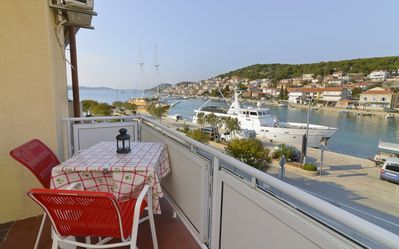 Photo for Apartment Ive  A1(2+1)  - Tisno, Island Murter, Croatia