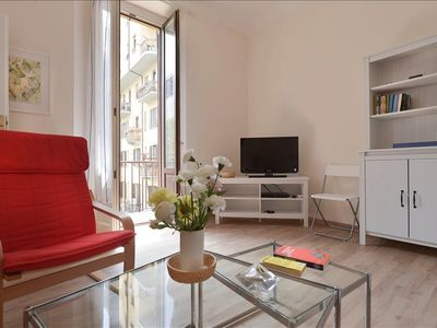Photo for Modern apt, steps from metro green line